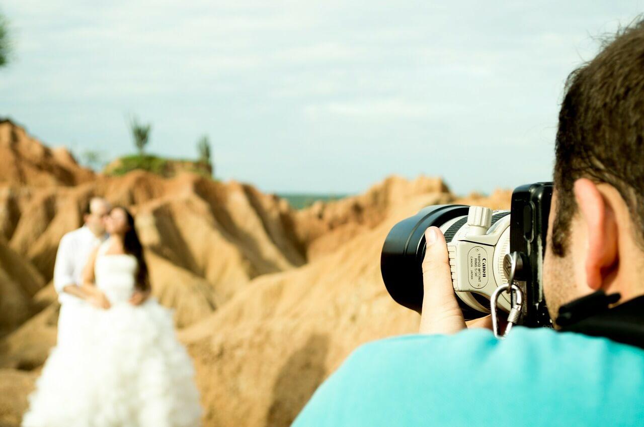 Wybór fotografa na ślub