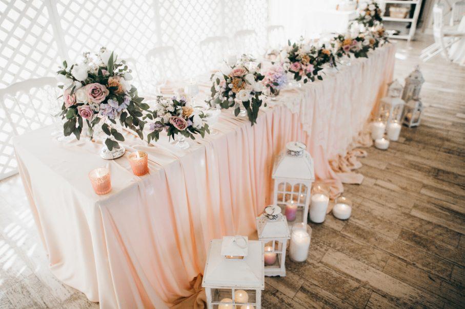 Aranżacja wesela - jak wybrać i utrzymać koncepcję