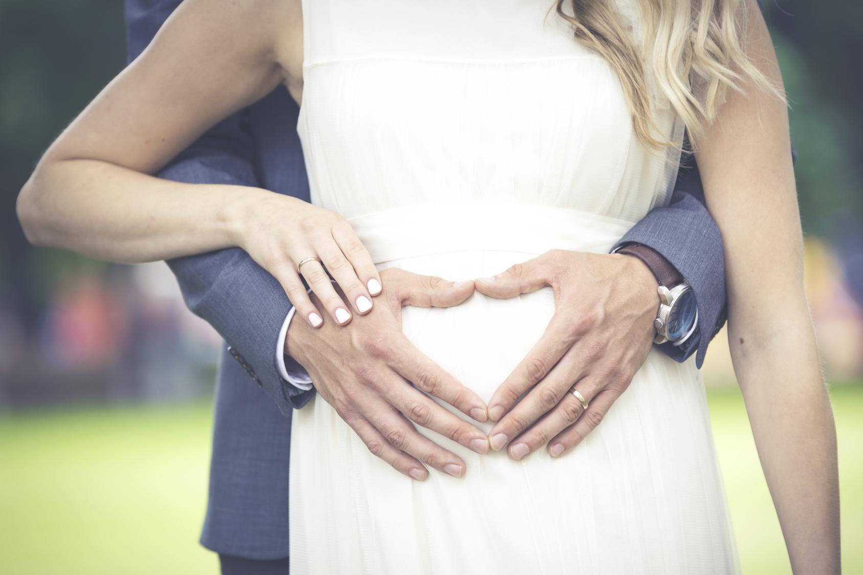 ślub w ciązy