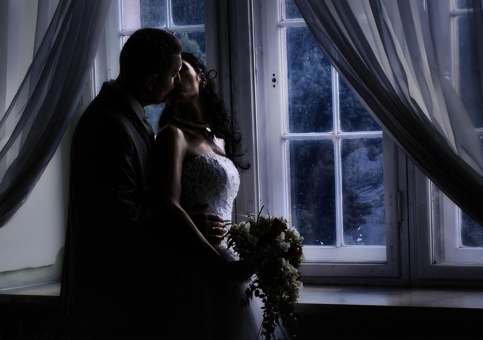 para młoda noc poślubna