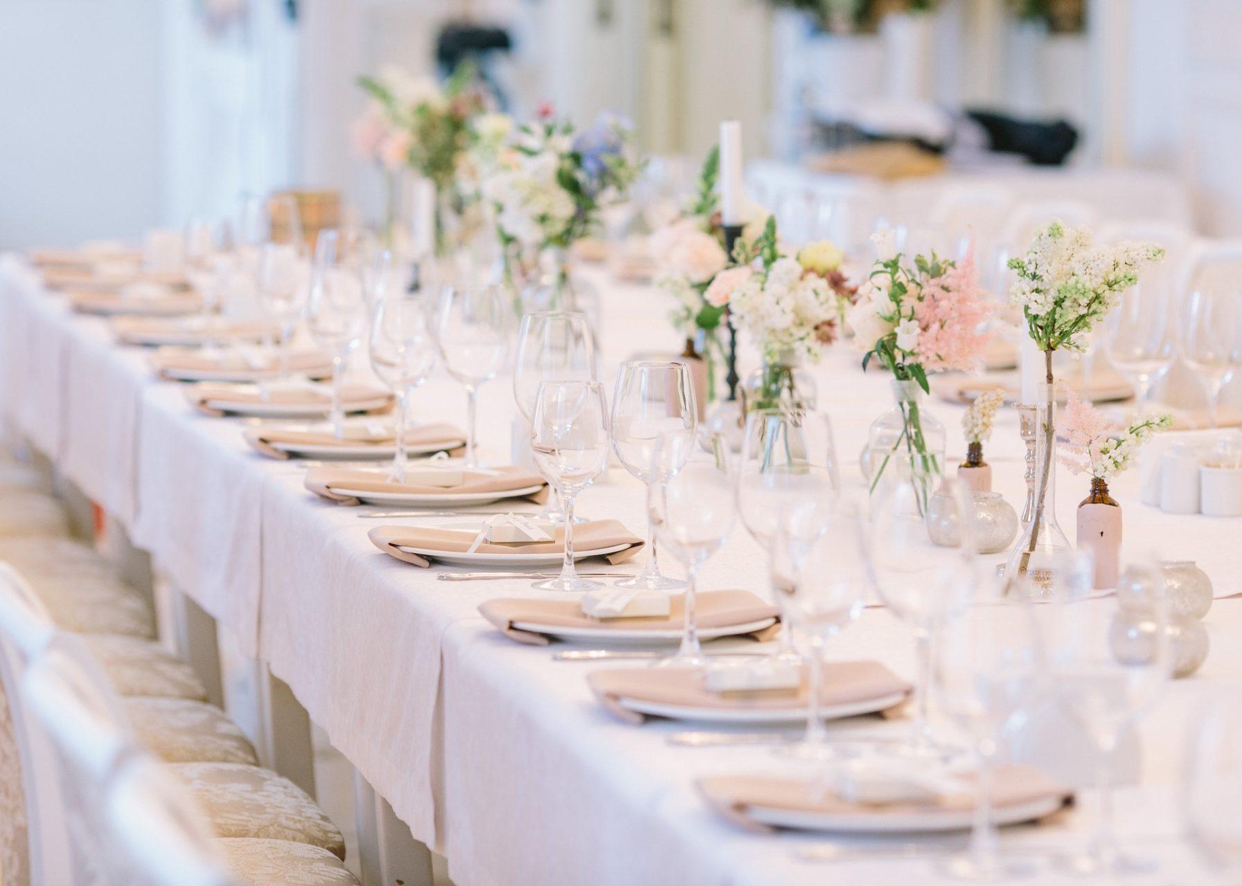 piękne dekoracje weselne