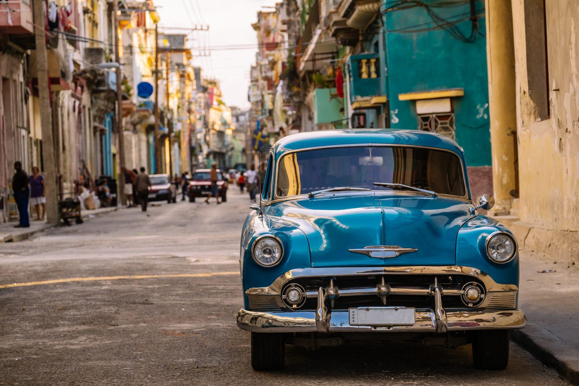 Wspaniała podróż poślubna na Kubę
