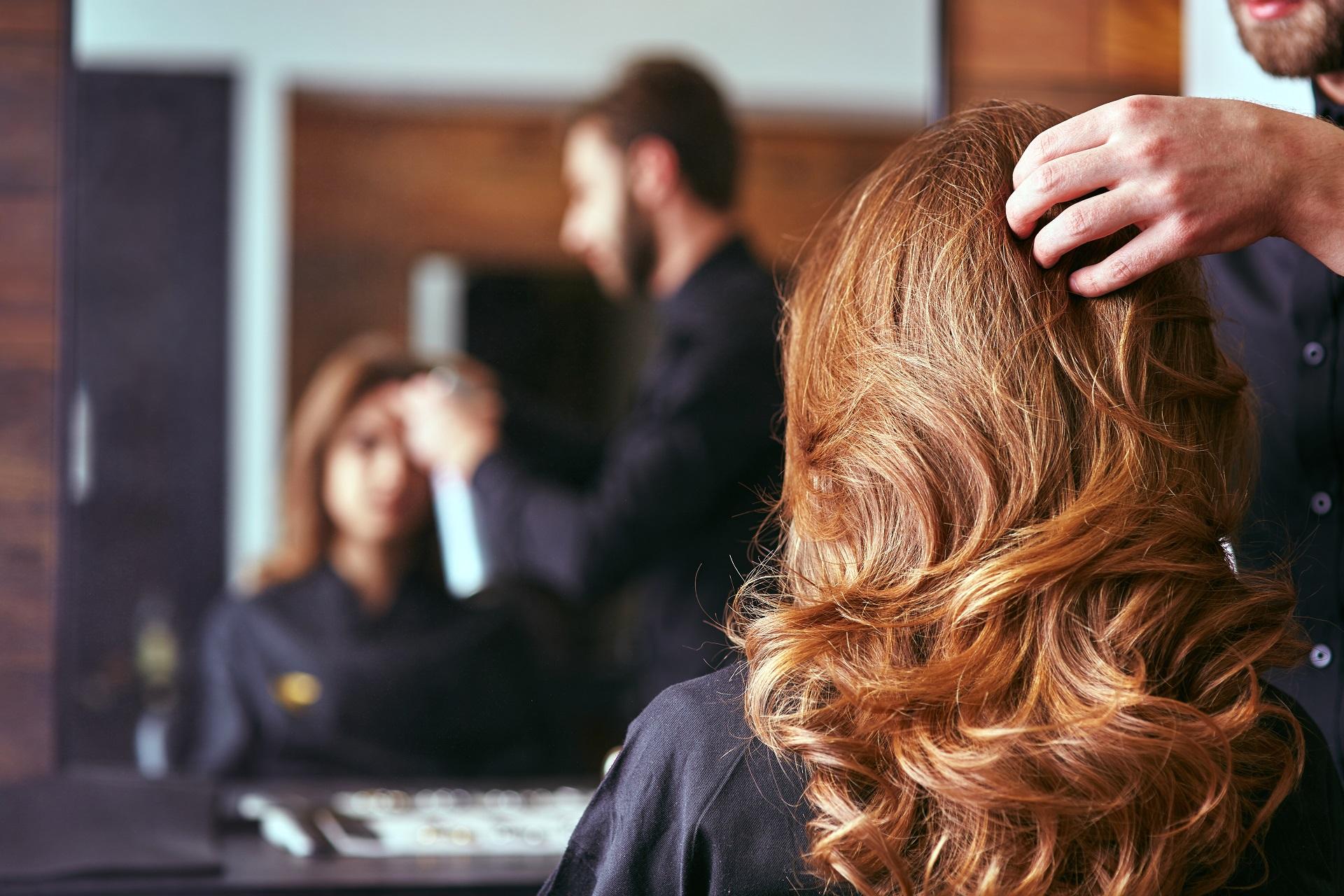 zmiana fryzury do ślubu