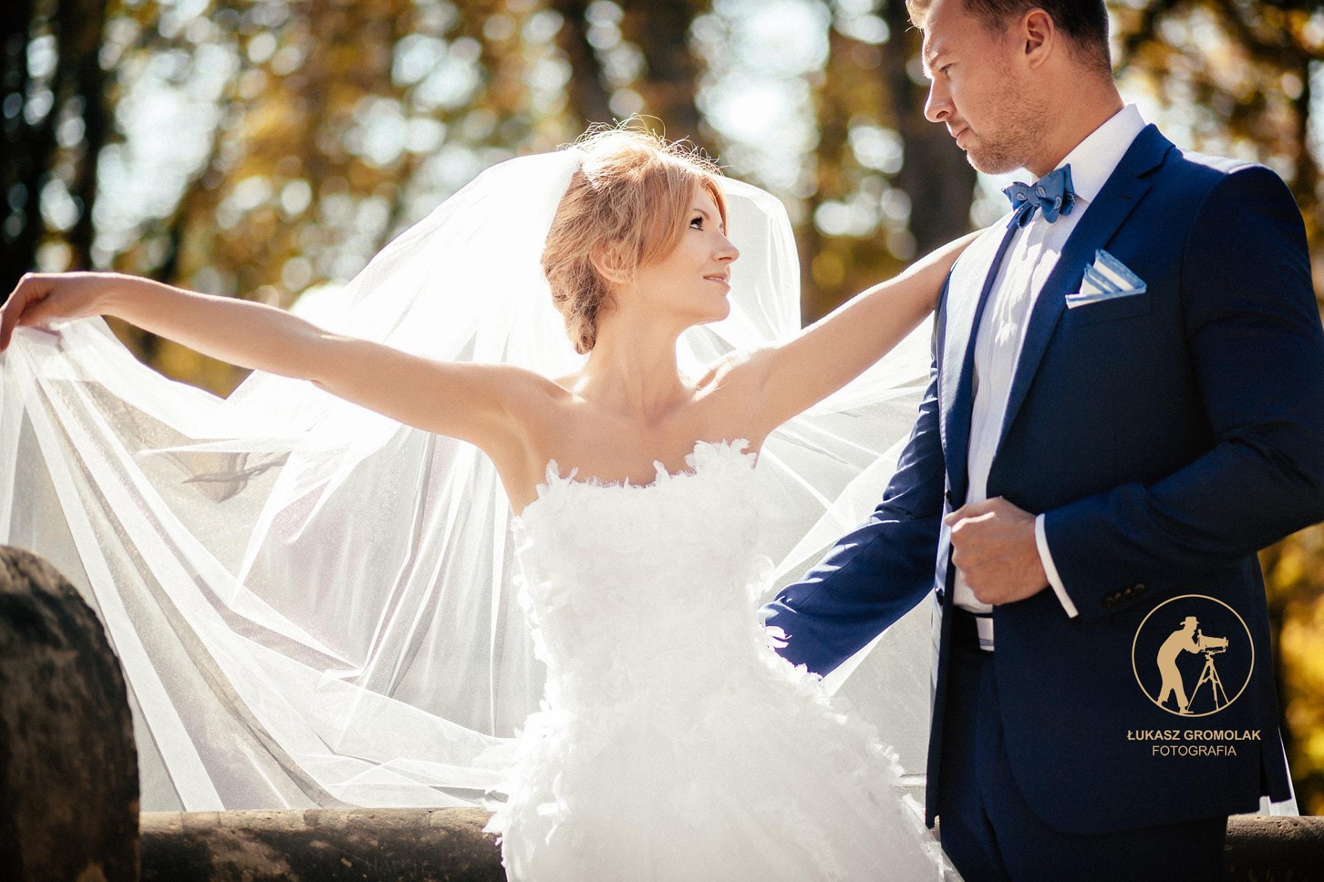 Fryzury ślubne Pod Welon Planujemywesele
