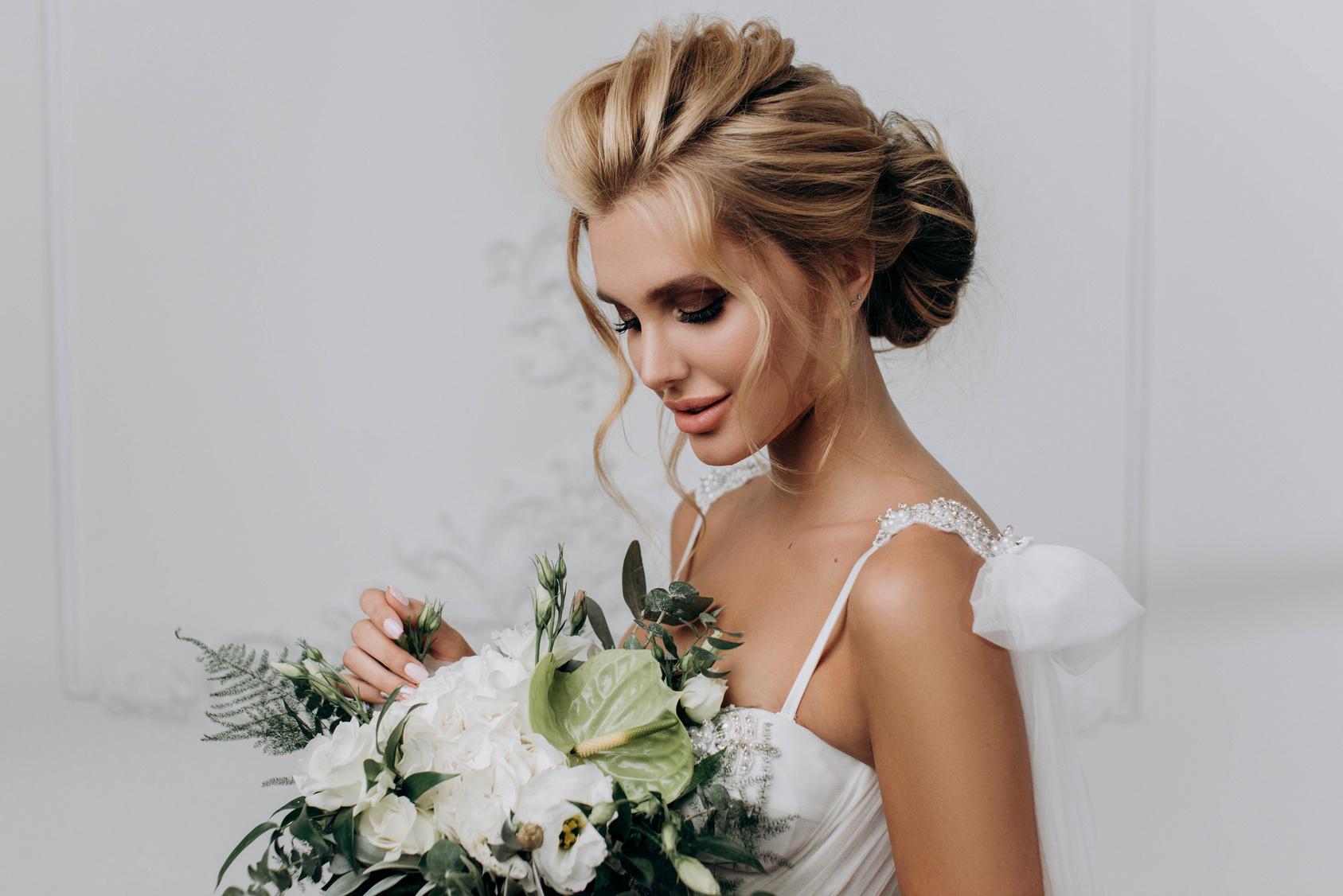 Eleganckie Fryzury ślubne Planujemywesele